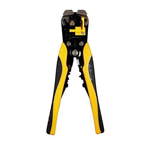 Durable Manuel Pince à dénuder automatique, 3-en-1 multi-usages Peeling outil outils à main Portable