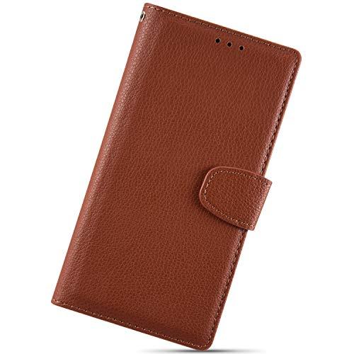 Custodia Compatibile con Xiaomi Mi 6X/Mi A2 Cover KunyFond 3D Pelle Portafoglio PU Cuoio Design...