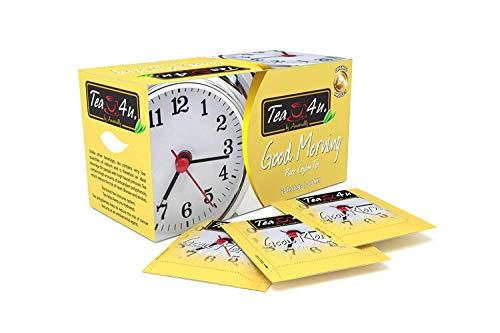 Tea4U Original Blend Black Tea Bags - Good Morning