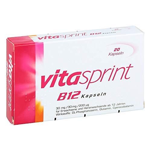 Vitasprint B 12 Kapseln, 1er Pack (1 x 35 g)