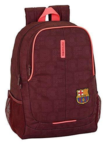 Safta Mochila Escolar F.C. Barcelona 3ª Equip 17/18 Oficial 320x160x440mm