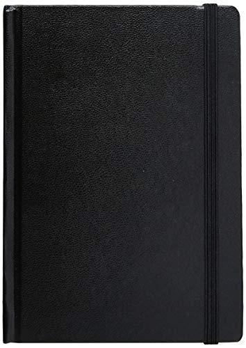 Caderno Executivo sem Pauta Costurado Capa Dura Fitto M Cambridge 80 Folhas,Tilibra1 Un