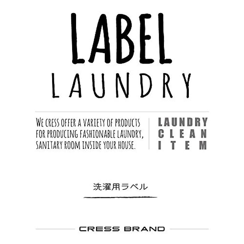 艶短くする思想Skinny-Laundry-label 『手書きスキニー調?ランドリーラベル』ラベルのみ
