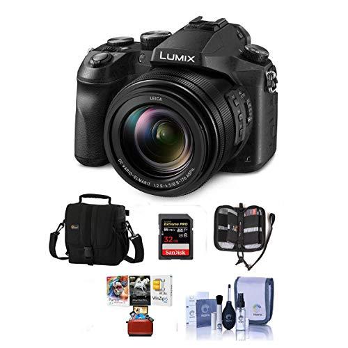 Panasonic Lumix DMC-FZ2500 Digital Camera - Bundle...