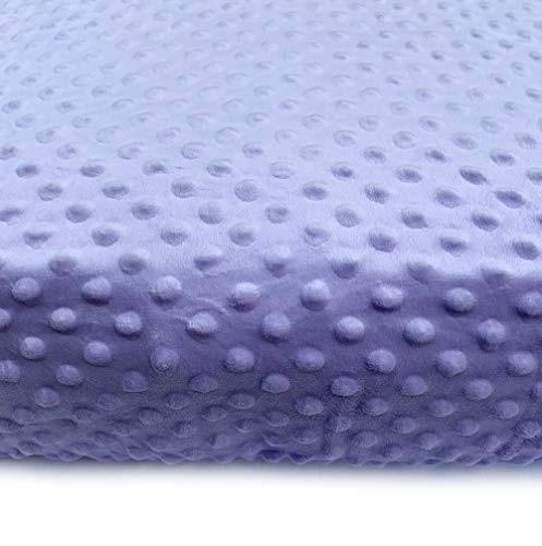 KiddyKlouds Fitted Sheet for Standard Crib Mattress, Toddler...