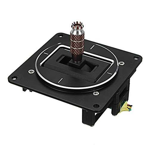 KINGDUO FrSky M10 ad Alta sensibilità Hall sensore cardanico per Horus x10 x10S RC Drone trasmettitore-Ambra