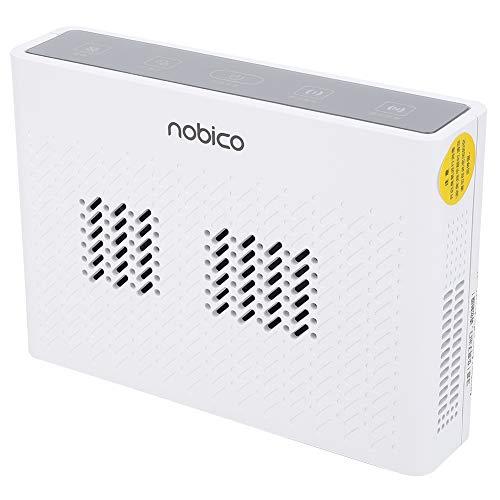 Purificador De Aire USB Portátil, Purificador De Aire De Iones Negativos, Removedor Solar Pm2.5, Purificador De Aire Todo Redondo 360 ° Adecuado para La Oficina del Hotel En Casa
