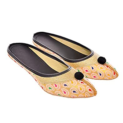 Femme Royale Jaipuri Women Ethnic Flat/Chappal/Sandal