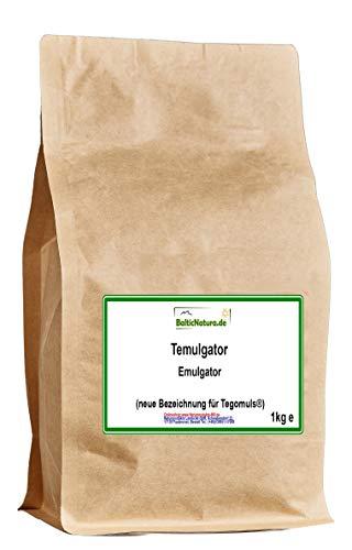 Temulgator (neue Bezeichnung für Tegomuls ®) Emulgator pflanzlich (1000 g) 1 kg