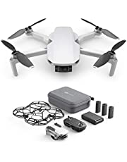 DJI Mavic Mini Fly More Combo, Ultralight Portable Drone