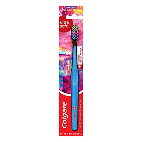 Escova Dental Colgate Ultra Soft 1 Un, Colgate
