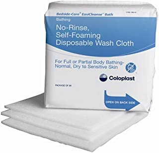 Coloplast Bedside-Care Bath Wipe - 7055PK - 300 Each / Pack