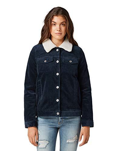 TOM TAILOR dames jas/jack Corduroy Jacket