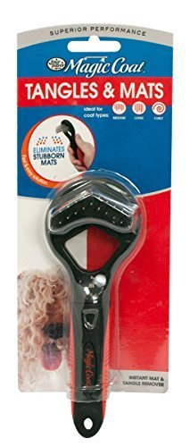 Four Paws Magic Coat Instant Mat Removing Comb by Four Paws