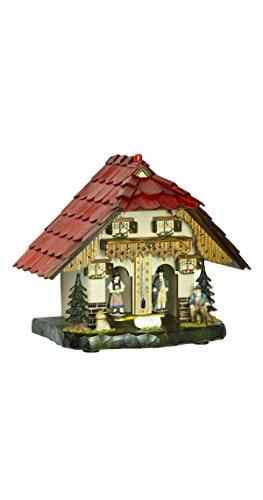 Trenkle Wetterhaus aus dem Schwarzwald TU 862