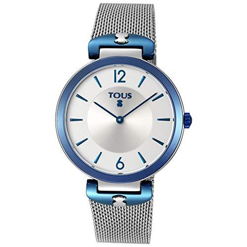 Reloj Tous S-Mesh Bicolor Acero/IP Azul 800350830