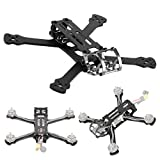JIJIONG 5'6' 7'FPV Drone Frame 5/6/7 Pulgadas Freestyle Quadcopter Frame para Chameleon Rooster 225/257 / 308Mm para Gopro