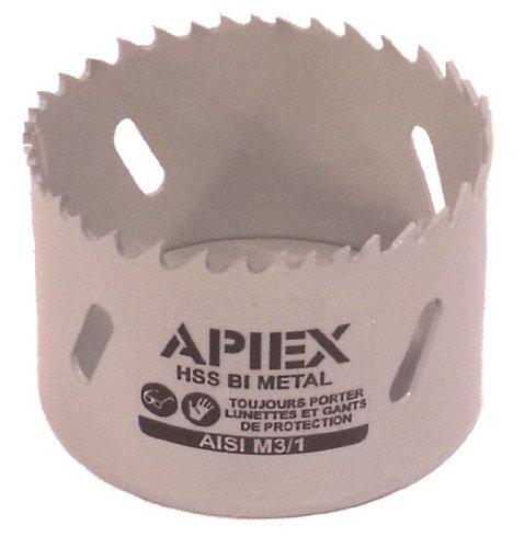 Apiex - Scie Cloche Hss Bi-Métal - Diamètre 86Mm
