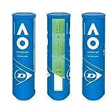Dunlop Australian Open - Pelotas de tenis (3 paquetes de 4 u