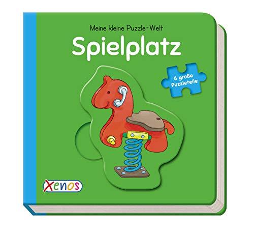 Meine kleine Puzzle-Welt: Spielplatz