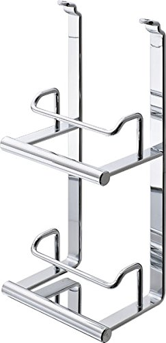Lid Holder, steel, matt nickel, 115 x 255mm
