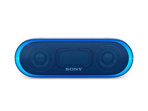 Sony SRS-XB20L - Altavoz inalámbrico portátil (Bluetooth, NFC, Extra Bass, 12h de...
