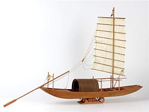 SIourso Kit Modello Maquetas De Barcos 1/20 Kits De Maquetas De Madera...