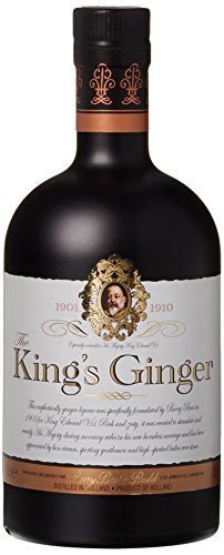 King's Ginger Ingwer Likör (1 x 0.5 l)