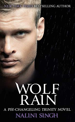 Wolf Rain: Book 3 (The Psy-Changeling Trinity Series) (English Edition)