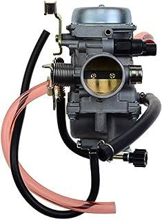 WOOSTAR Carburetor Replacement for KAWASAKI BAYOU 300 KLF300 4X4 1986-2005 ATV