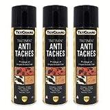 Imperméabilisant textile anti taches- 3 sprays 400 ml- Texguard