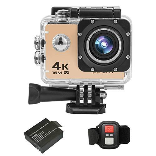 Cámara De Acción Cámara De Acción Deportiva 4K / 30FPS 16MP Ultra HD Cámara De Acción Digital HD para Surfear