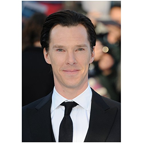 Benedict Cumberbatch Smiling Big Looking at Camera 8 x 10 Photo