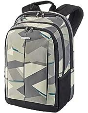 """Samsonite Guardit 2.0 - Zaino per computer portatile da 15,6"""", 44 cm, 22,5 l, grigio mimetico"""