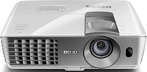 BenQ W1070+ Vidéoprojecteur DLP Fonction 3D Blu-ray 1920 x 1080...