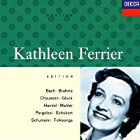 Kathleen Ferrier - Ovation Edition Vols. 1 - 10 by Kathleen Ferrier