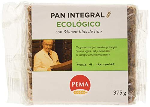 Pema Pan Centeno 5 Semillas Lino Pema 375 G Pema