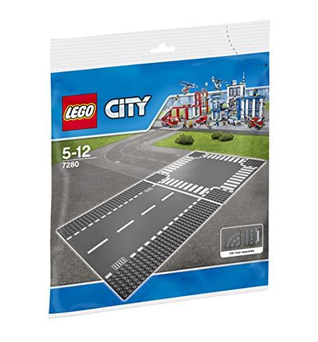 Lego Droit De La Ville Et Carrefour Pieces