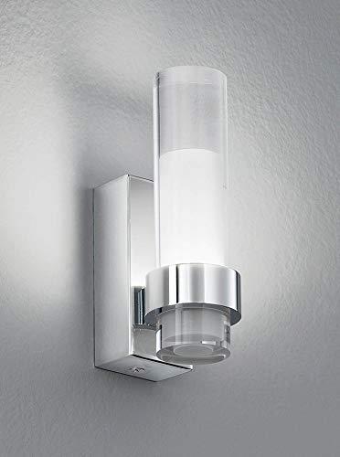 Refined Lighting RL-1-161BW Badezimmerleuchte, 1 l, Chrom