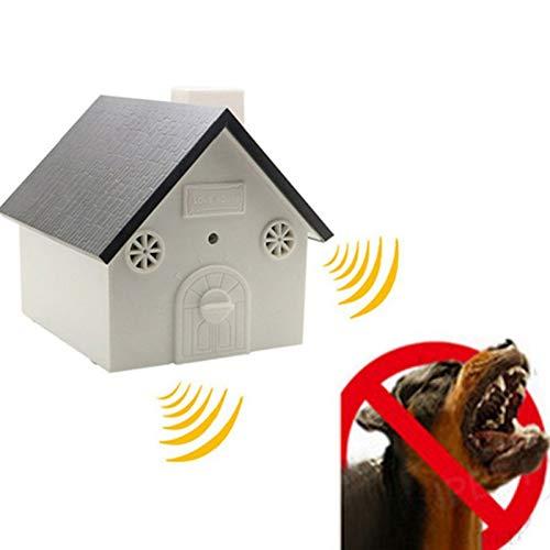 Haustier Hund Im Freien Ultraschallanti Barking Stop-Bark Gerät Haus-Form Hund Repeller No Barking Steuerungstraining Barking Silencer
