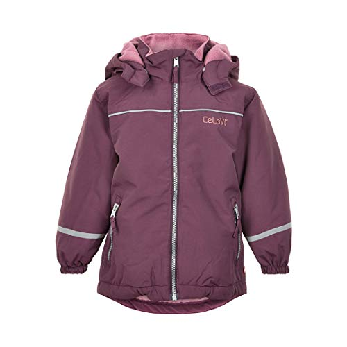 CeLaVi Winterjacke blackberry wine Größe 104