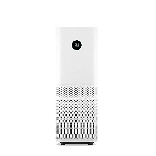 NOBRAND Air Purifier Pro Smart Display CADR 500m3 / H 60m3 Wireless Smartphone App to Control Household Equipment | Air Purifier | Home appliances