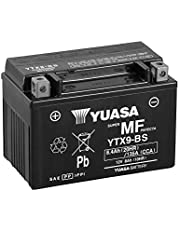 Yuasa YTX9-BS(WC) Batteria esente da Manutenzione
