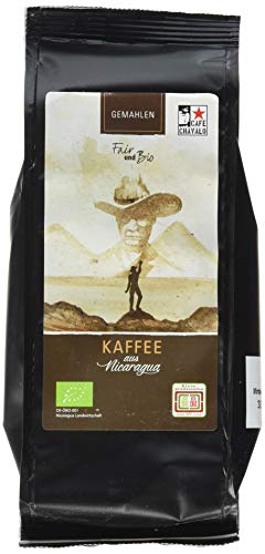Chavalo Cafe de Nicaragua gemahlen Bio Kaffee (1 x 250 g)