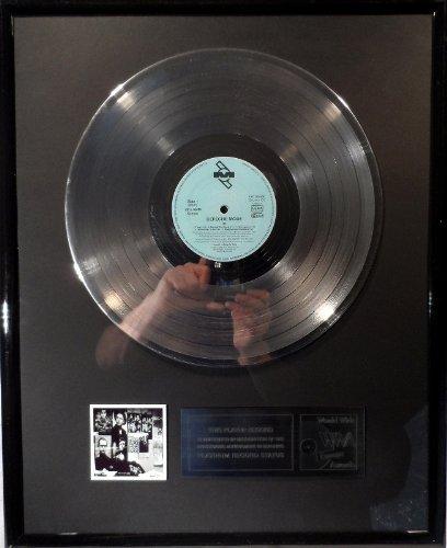 Depeche Mode 101 platin Schallplatte (goldene Schallplatte)