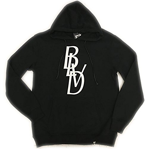 BLVD Supply Fino Hoodie (Medium, Black)