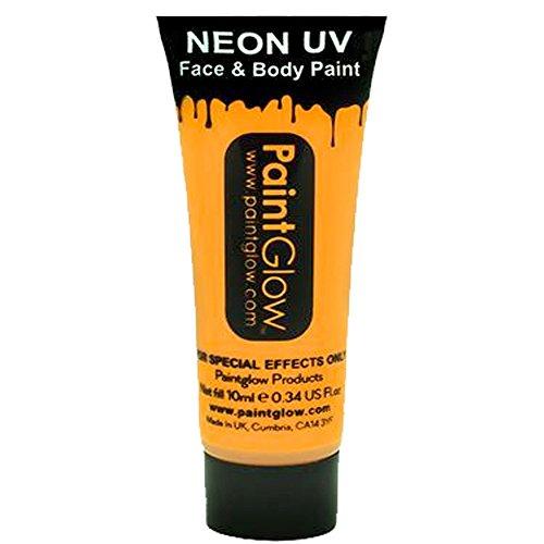 Smiffys 45994 - UV Face und Body Paint, 10 ml