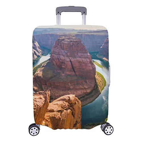 Protectores de Fundas de Maletas America The Grand Canyon Landscape Funda Duradera Lavable para 28.5 X 20.5 Pulgadas Funda de protección de Equipaje Set Fundas de Equipaje para Hombres Funda protecto