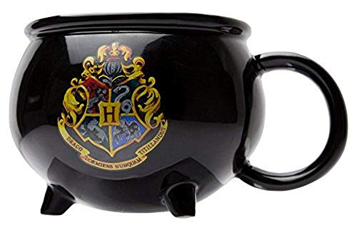 GB eye Harry Potter, Cauldron 3D Mug, Ceramic, Multi-Colour, 11 x 12 x 9 cm
