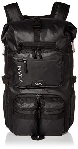 RVCA Herren ZAK NOYLE Camera Bag II Rucksäcke, schwarz, Einheitsgröße